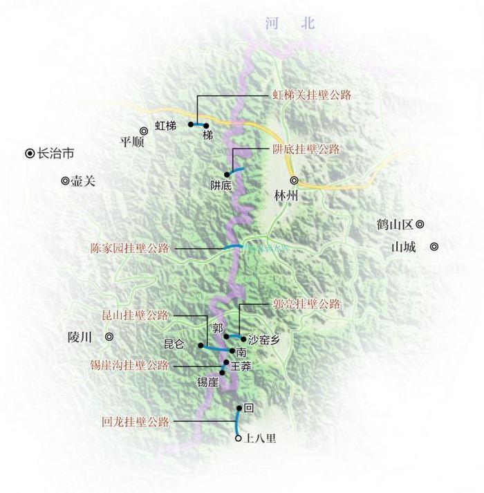 沁阳市区地图高清版