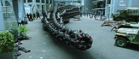 科幻电影中的蛇类仿生设定