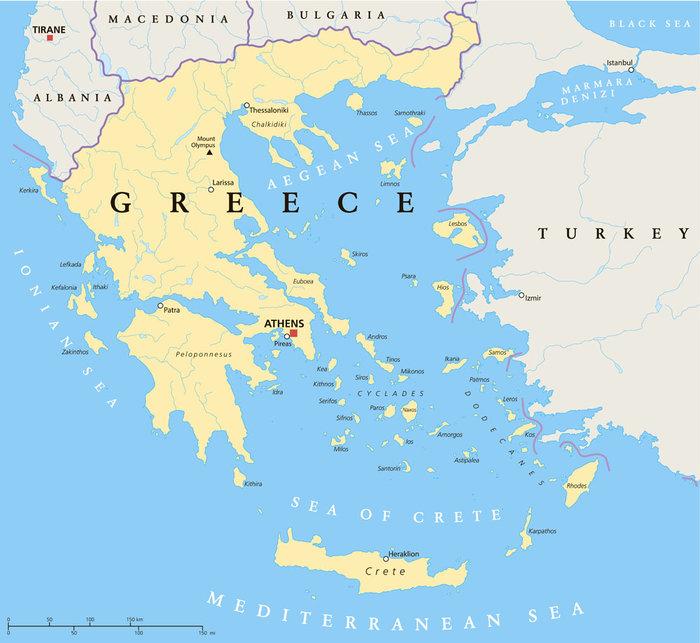 看到这,稍微熟悉欧洲地形的同学们肯定就能猜到,整个奴隶湾及其周边