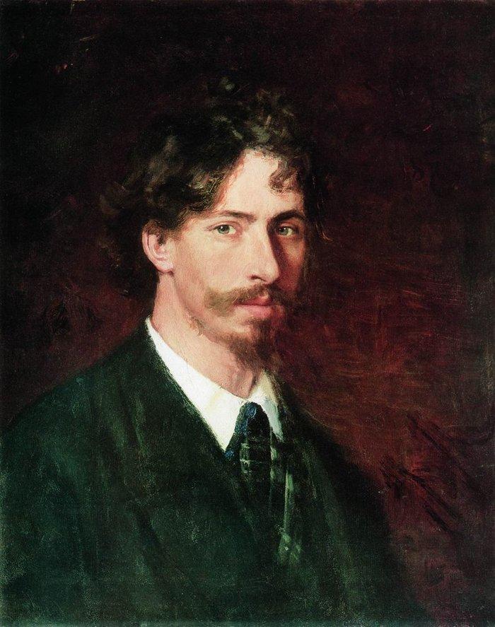 画家为自己绘制肖像,而这些托尔斯泰肖像中最有名气的当属列宾的作品.图片