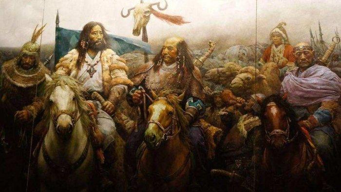 """被汉朝""""虽远必诛""""后,匈奴逃去了欧洲,成了""""上帝之鞭""""?"""