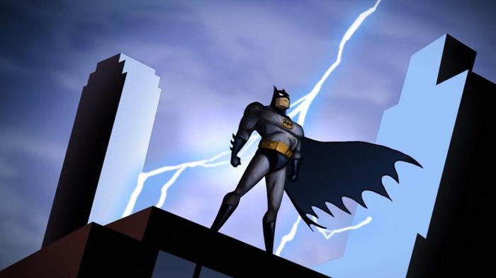 一部超级英雄动画可以有多伟大?